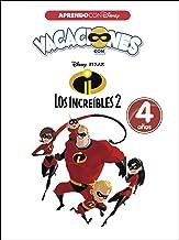Vacaciones con Los Increíbles 2. 4 años (Aprendo con Disney)