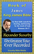 Book of James, King James Bible (The New Testament 20)