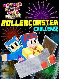 Clip: Mother Goose Club: Minecraft Rollercoaster Challenge