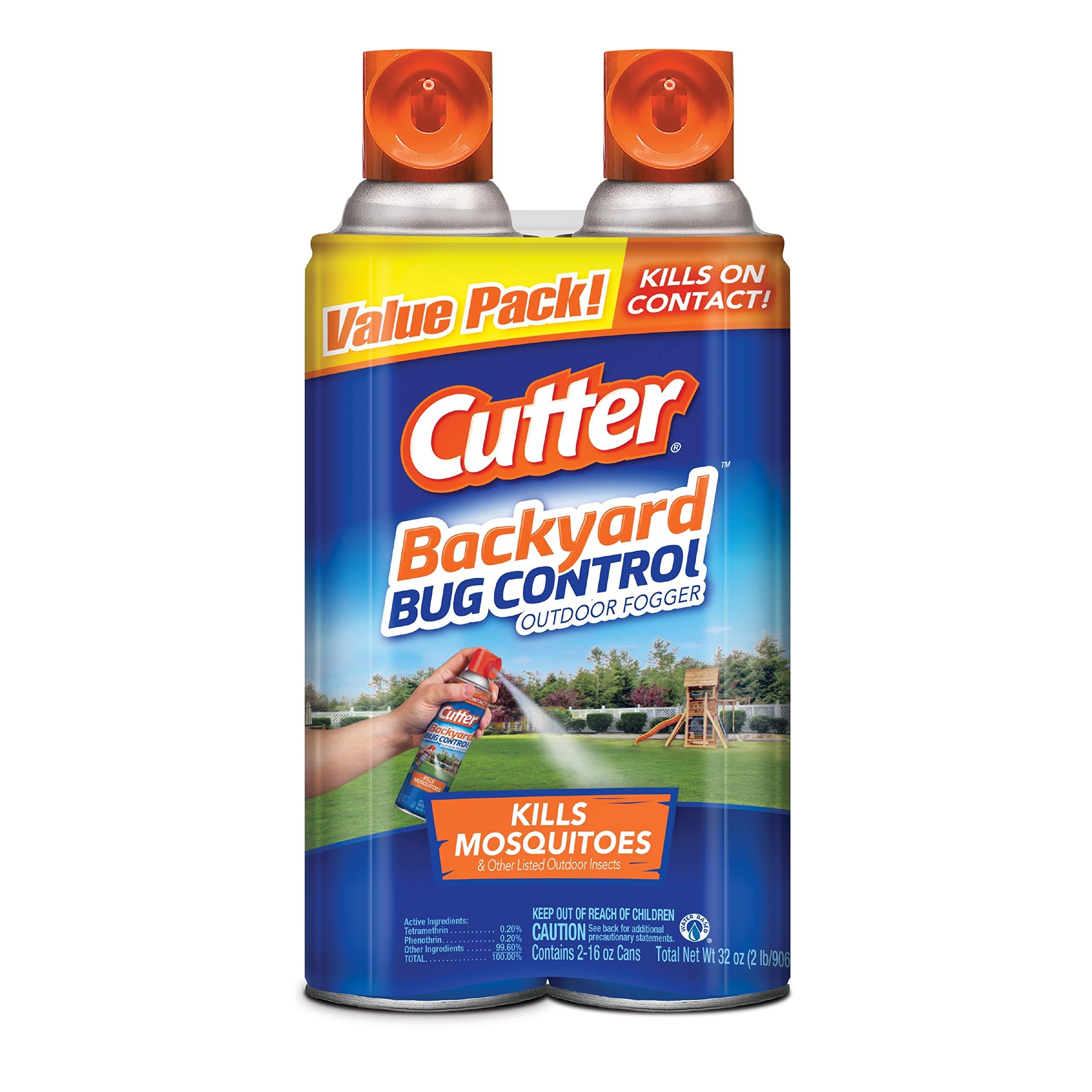 Cutter Backyard Control Outdoor 16 Ounce