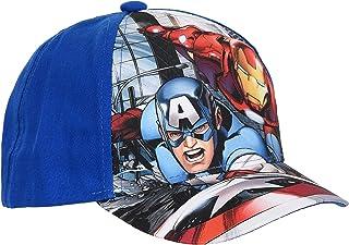 Cappello Invernale Spiderman Marvel Avengers Hero in Action Prodotto Ufficiale Bambino