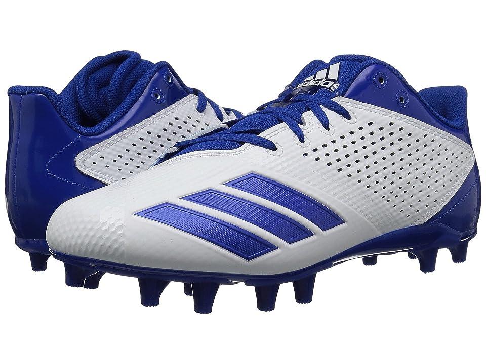 adidas 5-Star (Footwear White/Collegiate Royal/Collegiate Royal) Men