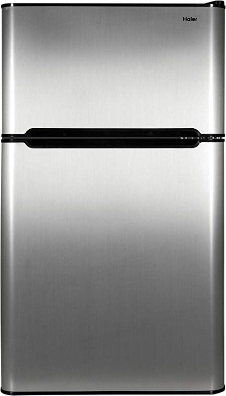 GE HC32TW10SV Compact Refrigerator 3 2 Cubic Ft