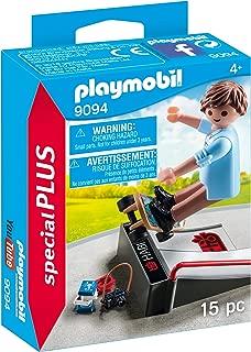 playmobil skateboard set