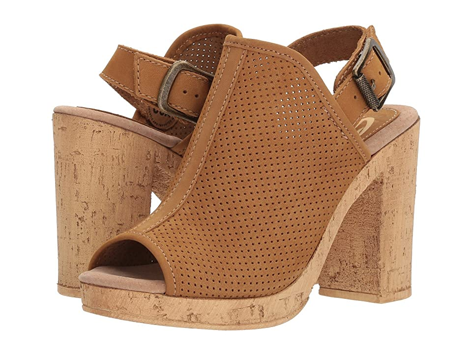 Sbicca Almonte (Tan) High Heels