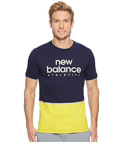 Liner NB Balance Athletic Tee New Zvtq4