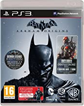 Batman: Arkham Origins - PS3 (Batman Legends Edition) [UK Import]