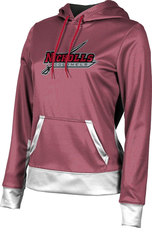 Nicholls State University Girls' Pullover Hoodie, School Spirit Sweatshirt (Embrace)