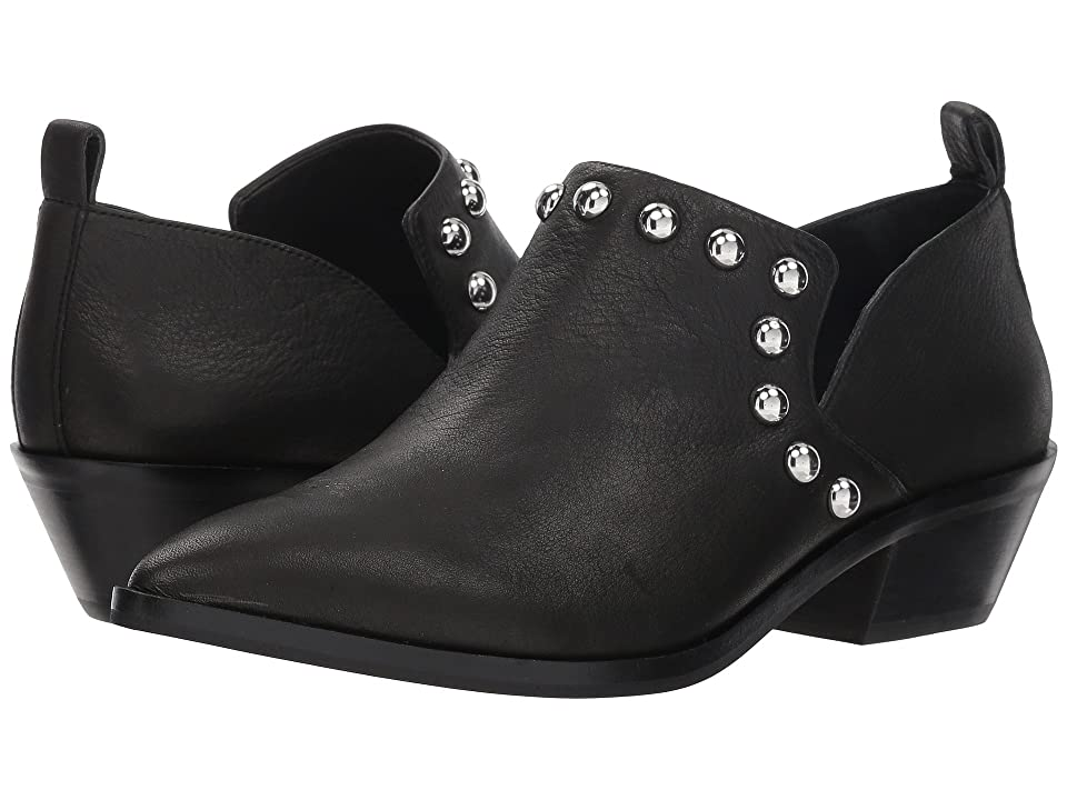 Rebecca Minkoff Katen (Black Leather) Women
