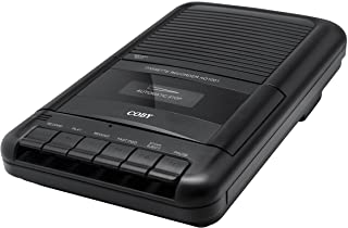 Coby CVR-22 Portable Cassette Recorder
