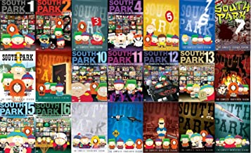 South Park Ultimate Collection Seasons 1-21