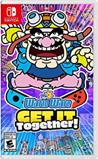 Warioware: Get It Together! for Nintendo Switch