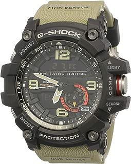 Casio Sport Watch Analog-Digital Display for Men GG-1000-1A5DR