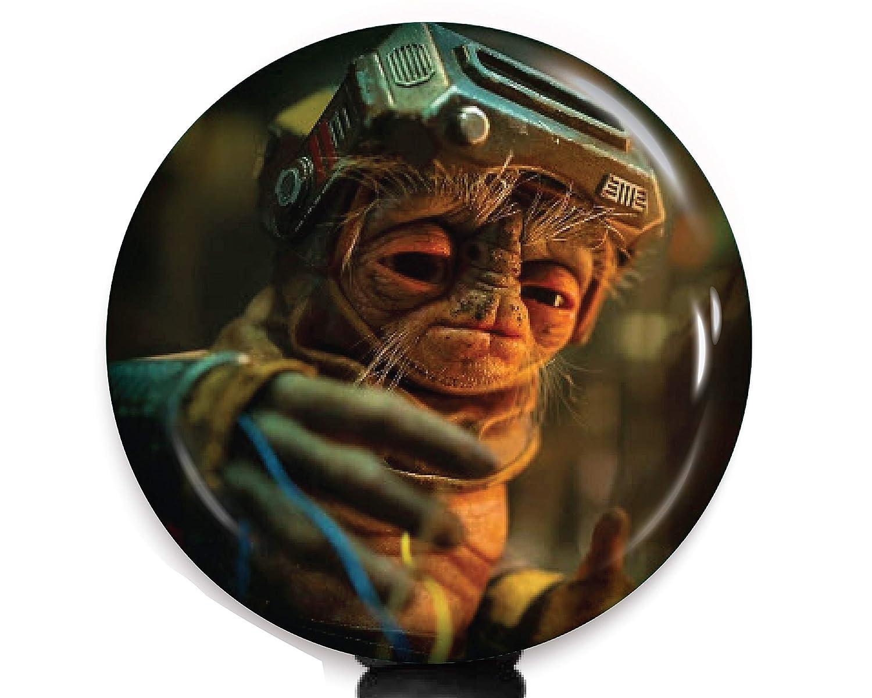 quality assurance Babu Frik Badge Reel - Star Holder ID Rebel Selling rankings H Wars