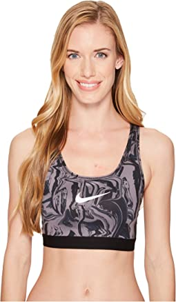 Nike - Classic Painted Marble Medium Support Sports Bra