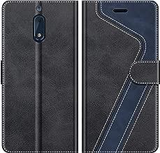 Handyh/ülle PU Leder Schutzh/ülle Flip Wallet Case Lederh/ülle Brieftasche Tasche mit Kartenf/ächer Magnet Cover Klapph/ülle f/ür Nokia 2.2 2019-6 Muster Dclbo H/ülle f/ür Nokia 2.2 2019