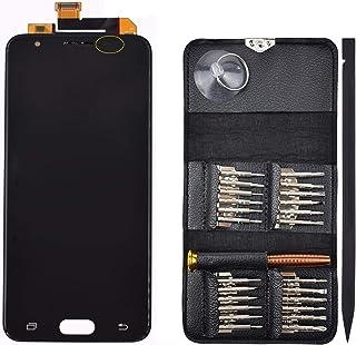 شاشة عرض LCD من Goodyitou مع لوحة تحكم رقمية تعمل باللمس بدون إطار متوافق مع هاتف Samsung Galaxy J5 Prime G570 G570F/DS G5...