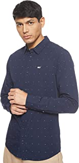 Tommy Jeans Men's Tjm Novelty Dobby Shirt