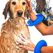 Drip Catcher Cuffs - Prevent Soap, Water, Hair from Running Down Arms While Grooming with Dog/Horse Shampoo and Conditione...