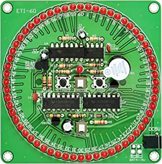 Gikfun 60 Seconds DIY Electronic Timer Kit for Arduino 61 Red LED EK1904