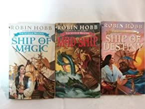 1. Ship of Magic – 2. Mad Ship – 3. Ship of Destiny (The Liveship Traders Trilogy)