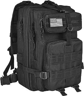 CVLIFE Tactical Backpack Military Rucksack Survival Backpack 3 Day Assault Pack