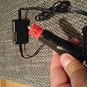 Ezetil Batteriewächter Zur Überwachung Der Bordspannung Im Fahrzeug Automatisches Abschalten Bei Abgeschlossenem Ladevorgang 5 0a Schwarz Auto