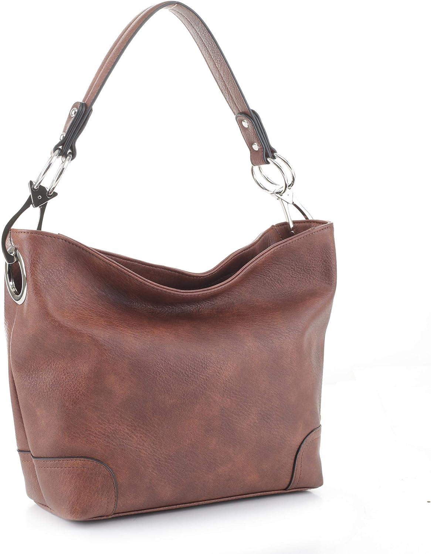 MKF Hobo Purses for [Alternative dealer] 70% OFF Outlet Women – Handbag Slouchy Wome Soft Leather PU