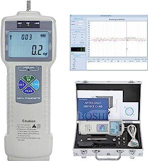 Testeur de jauge de force à jauge de force numérique avec interface USB RS232 LCD Instruments de mesure de force Mètre de ...