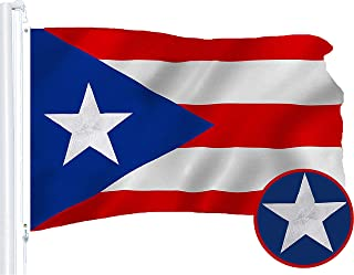 Best puerto rico island flag Reviews