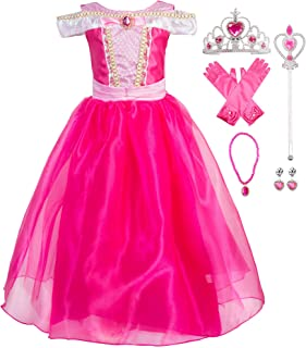 princess aurora dress for girls
