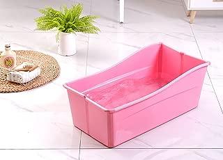 Ganen Baby Bath Tub Portable (Red)