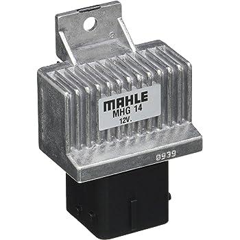 glow plug system Jakoparts J5720900 Control Unit