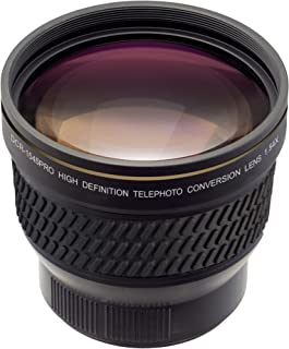 Raynox DCR-1545PRO 1.54X HD Telephoto Conversion Lens