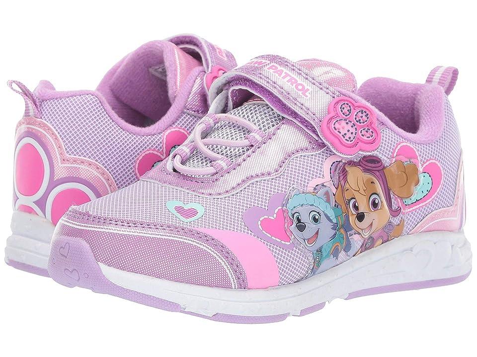 Josmo Kids Paw Patrol Sneaker (Toddler/Little Kid) (Purple) Girls Shoes