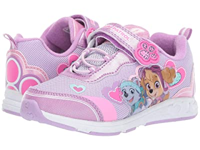 Josmo Kids Paw Patrol Sneaker (Toddler/Little Kid) (Purple) Girls Shoes