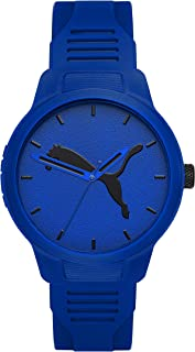 PUMA Men's Reset V2 Polyurethane Watch