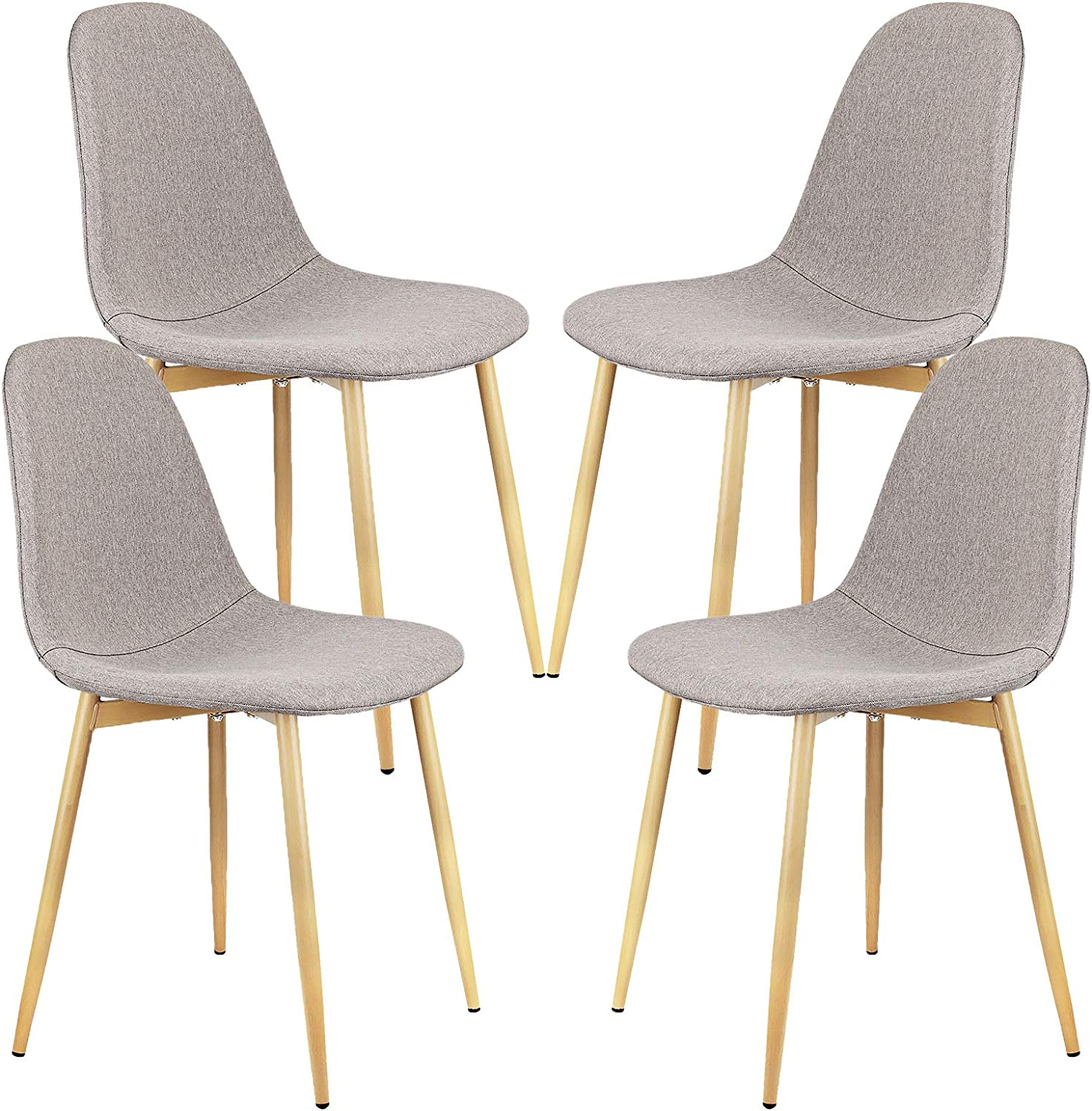 NEW ARRIVAL YJCfurniture Dining 送料無料 一部地域を除く Chairs Set of 4 Side Century Modern Chai Mid