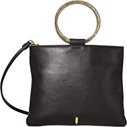 Le Pouch Hammered Crossbody