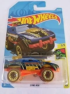 Hot Wheels 2019 Treasure Hunt Dino Riders 5/5 - Sting Rod
