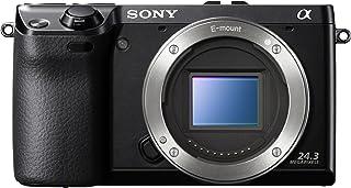 Sony NEX-7 24.3 MP Mirrorless Digital Camera - Body Only (OLD MODEL)
