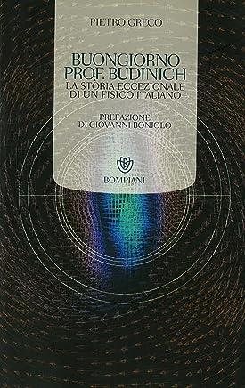 Buongiorno Prof. Budinich: La Storia eccezionale di un fisico italiano (Tascabili. Saggi Vol. 362)