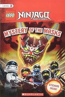 Mystery of the Masks (LEGO NINJAGO Reader #17)