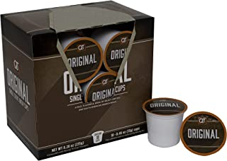 QuikTrip Original Roast Coffee K-Cup, 36 Count (2 Boxes of 18 Pods)