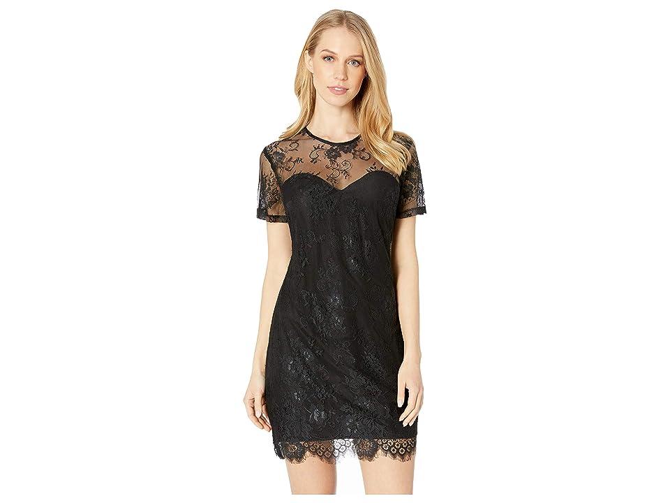 MINKPINK Secret Romance Dress (Black) Women