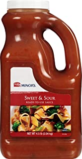 Best ready made sweet and sour sauce Reviews