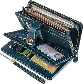 Best women's clasp wallet Reviews