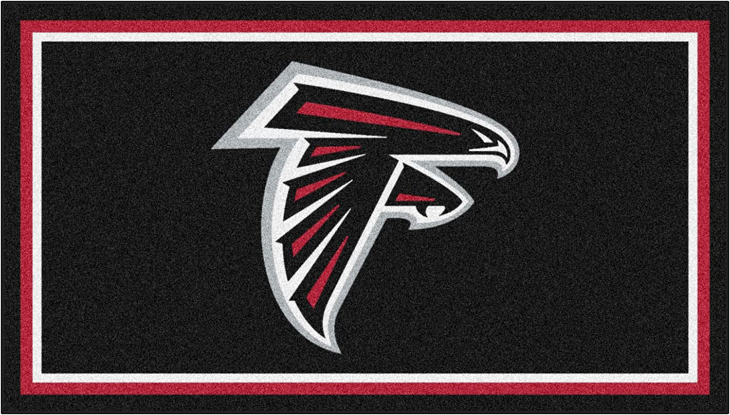 FANMATS NFL Unisex-Adult 3 Max 63% OFF Ft. Rug 5 Area x Inexpensive