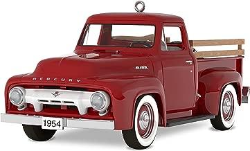1954 mercury m100 red