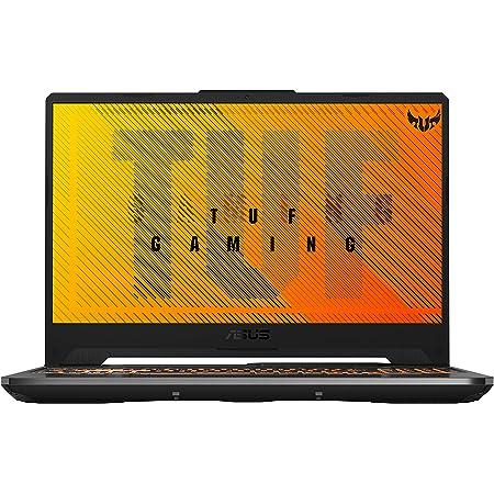 "ASUS TUF Gaming F15 FX506LH-HN042T - Portátil Gaming de 15.6"" FullHD 144Hz (Intel Core i5-10300H, 16GB RAM, 512GB SSD, NVIDIA GTX 1650 4GB, Windows 10) Negro Hoguera - Teclado QWERTY español"